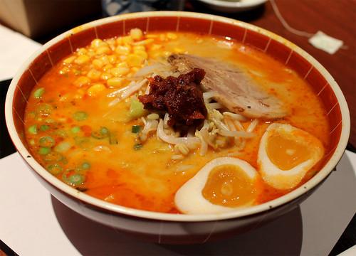Noukou Tonkotsu Spicy Miso Ramen