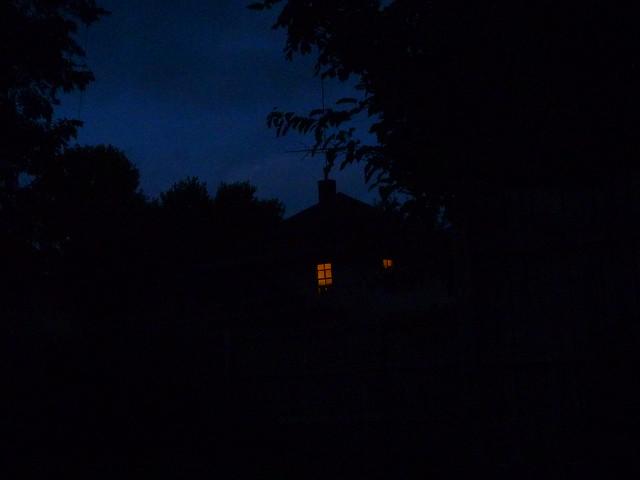 summer dark