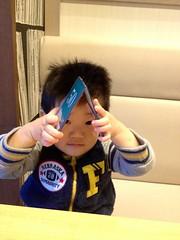 モスカフェにて (2012/11/24)