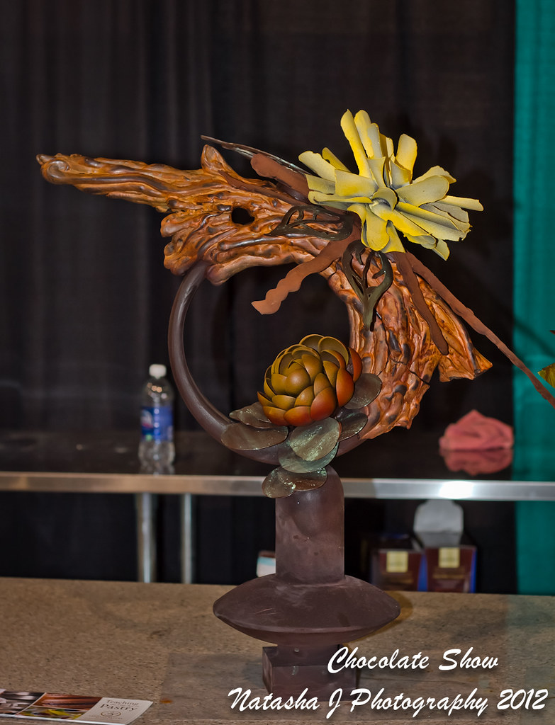 French Pastry School, Chocolate Show, Chicago at Navy Pier