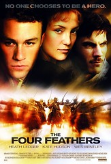四根羽毛The Four Feathers(2002)_懂得畏惧才能理解勇敢真实含义