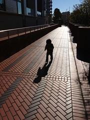 恵比寿ガーデンプレイスにて (2012/11/25)