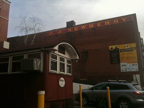 Gilley's PM Lunch Diner Portsmouth NH JJ Newberry