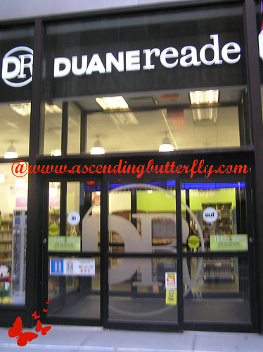 Duane Reade Branded Legwear Video Shoot Store WATERMARKED