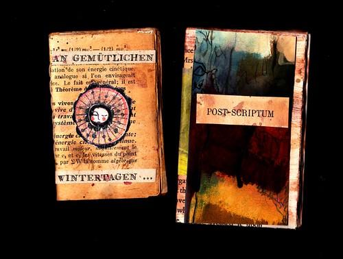 2 Minibooks