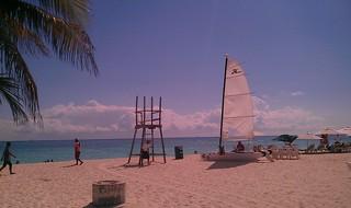 Playa del carmin, Mexico, quintana roo