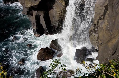 対島の滝 2012.11.28-7