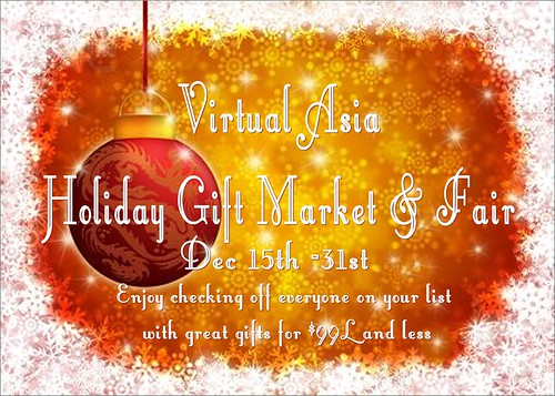Virtual Asia Holiday Gift Market and Fair