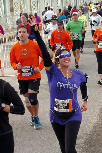Maraton de Philadelphia 2012 - Mi maratón