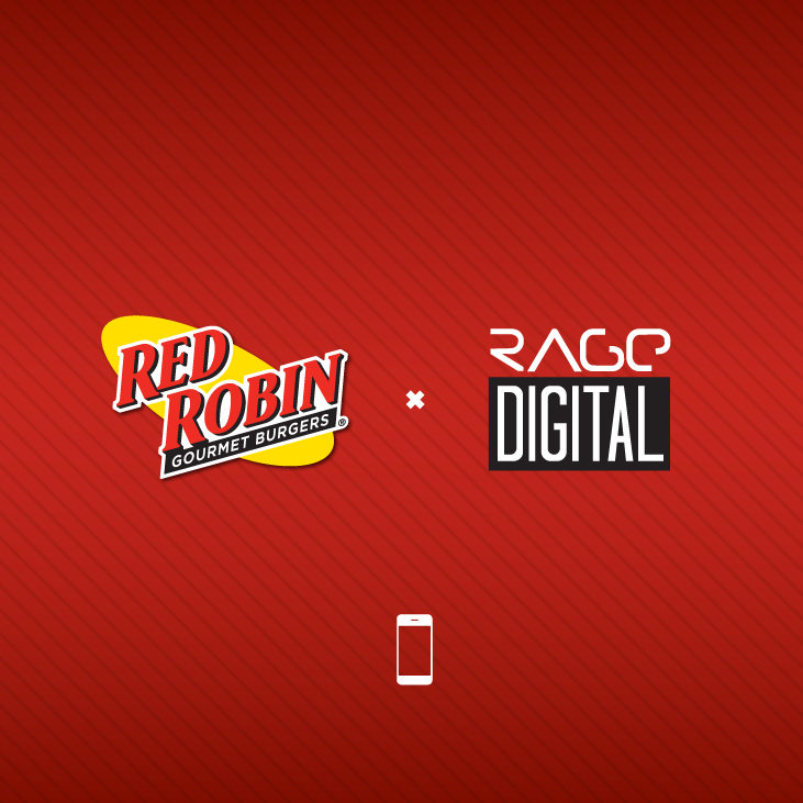New Project: Red Robin x Rage Digital - Mobile App