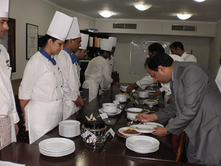 Culinary Arts trainees