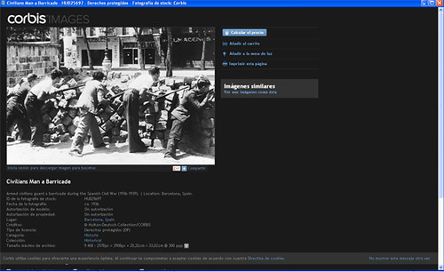 """Más fotografías de Agustí Centelles """"inéditas"""", en el archivo de Corbis.com by Octavi Centelles"""