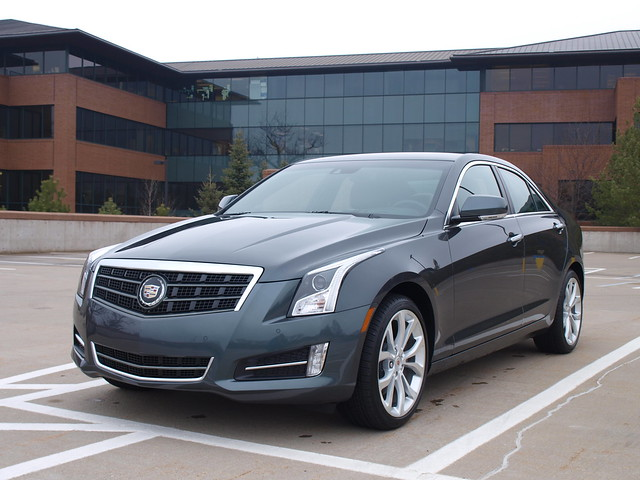 2013 Cadillac ATS 2.0T AWD Premium 16
