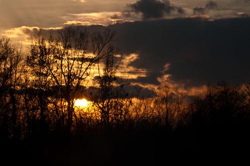 sunset clouds scott nashville pentax m42 arkansas 135 midway smalltown steinheil culminar k20d justpentax southwestarkansas pentaxart scottdunson