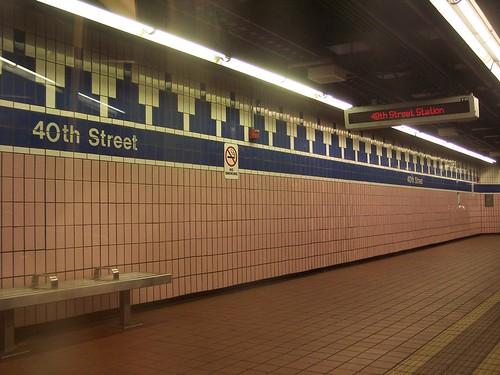 40th Street