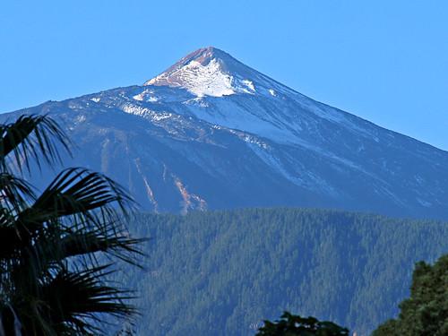 Mount Teide December 2012