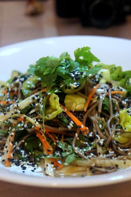 SOba Salad RM18.00