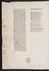 Monastic book stamp in Sancto Georgio, Johannes Antonius de: Super quarto libro Decretalium