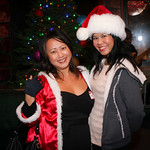 LA West Holiday Elite Party at James