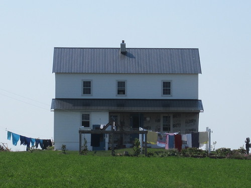 Another Amish Home