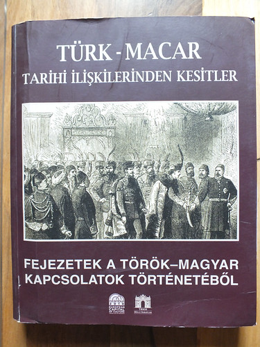 Türk-Macar tarihi ilişkilerinden kesitler - Fejezetek a török-magyar kapcsolatok történetéből