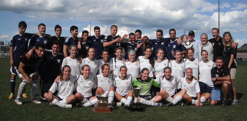 2012 U17 Senior Womens and Premier Men's Champs