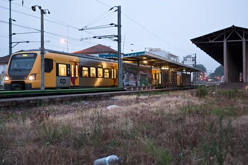 Urbano 15247, Estação da Trofa, 2010.07.08
