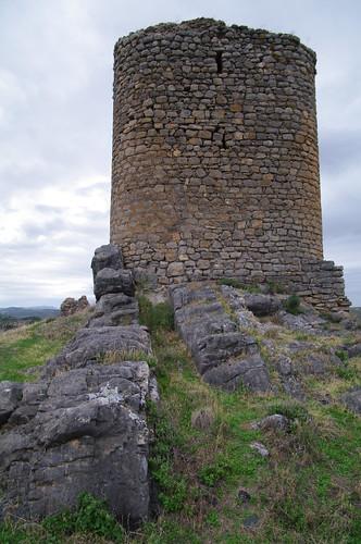 Torre del Homenaje. Castillo Víboras