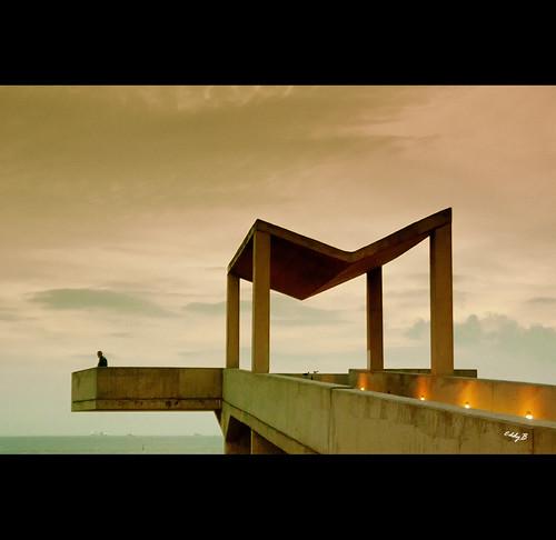 barcelona sunset españa atardecer spain arquitectura nikon europa europe forum bcn catalonia catalunya cataluña espanya eddyb humanfactor mtom d300s factorhumano