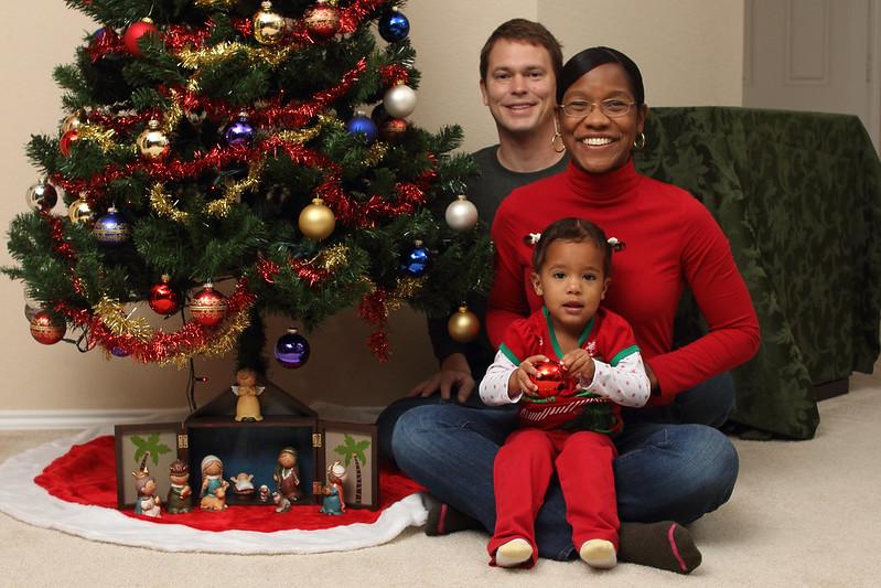 2012 Family Christmas Portrait