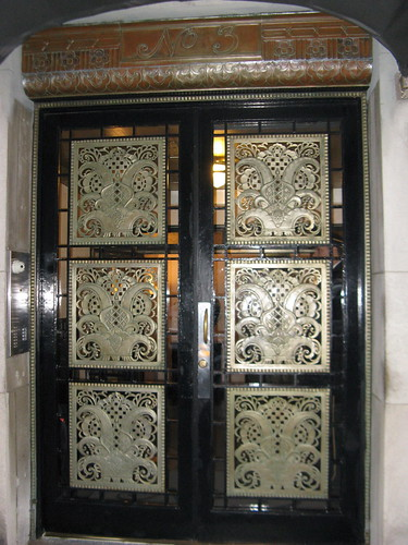 Front Door - 3 East 84th Street