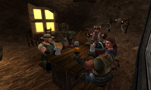 Dwarves on the lash!