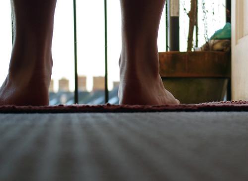 Skyline Feet by faux_punk