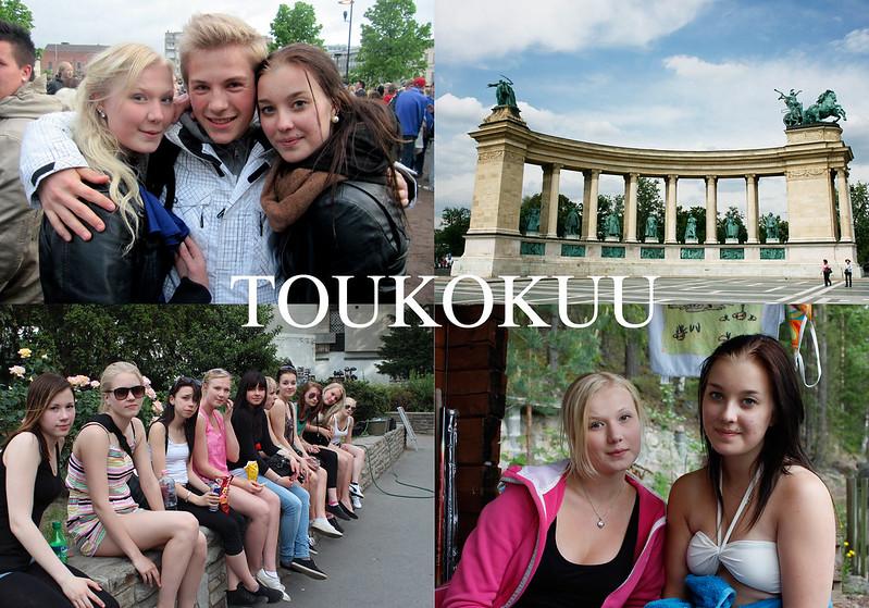 TOUKOKUU