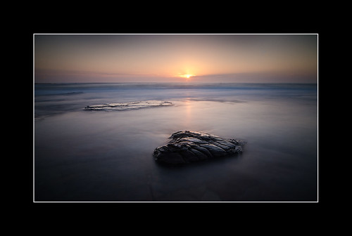 seascape sunrise coast long exposure little south minimalistic austi austinmer illawarra nd110