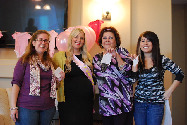 Lauren's Baby Shower