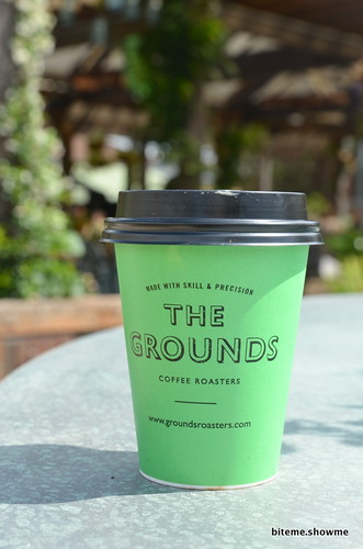The Grounds of Alexandria - Coffee