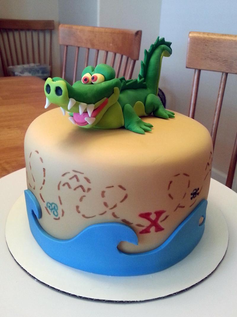 Jake Birthday Cake
