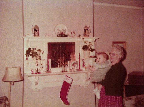 I still have the same Christmas stocking!