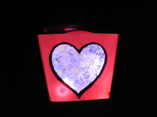 Lighted Take Out Box