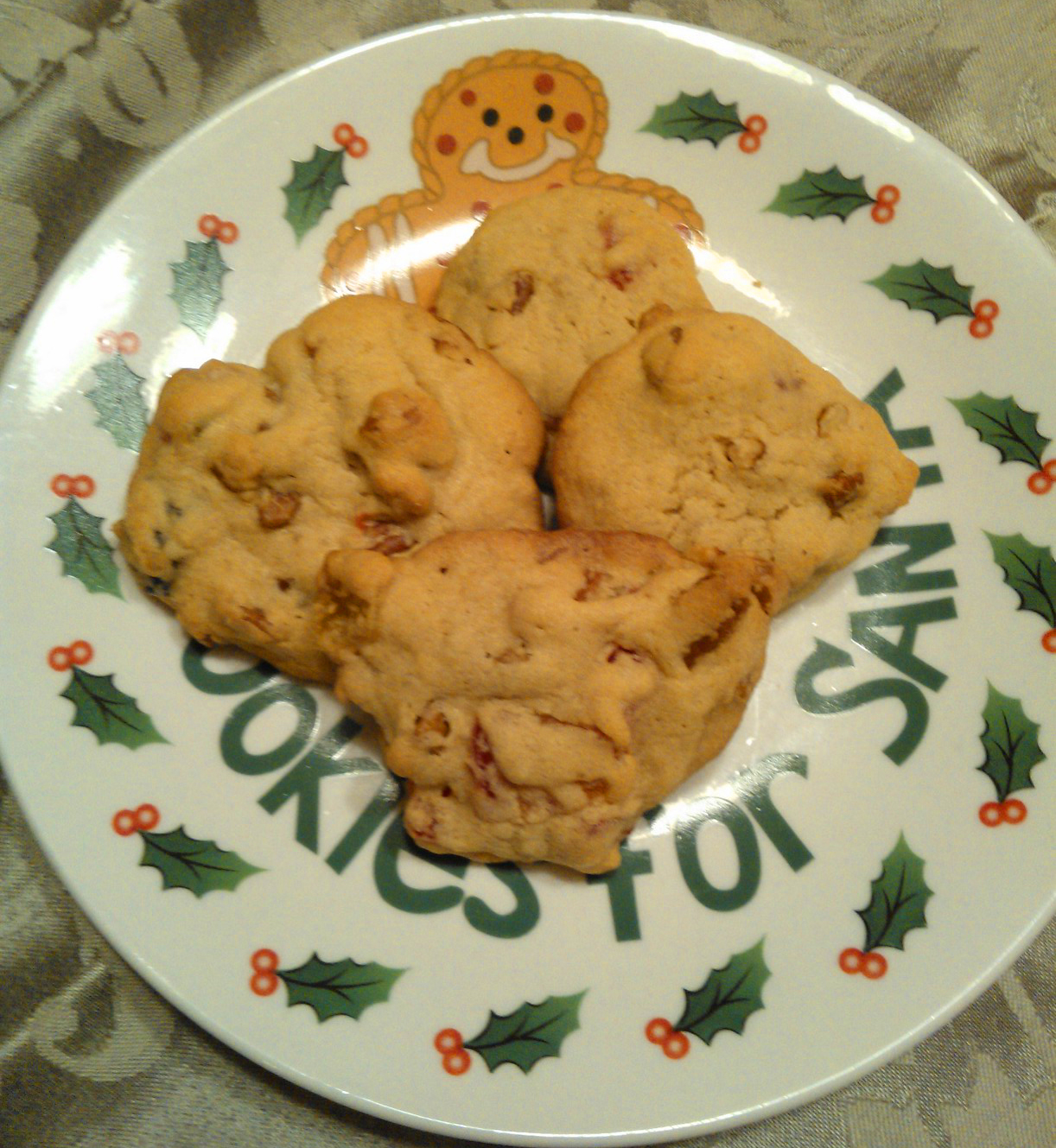 Edna Earl Collings Ray Cookies