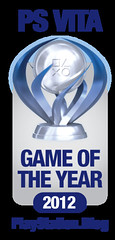 PS.Blog Game of the Year 2012 - PS Vita Platinum