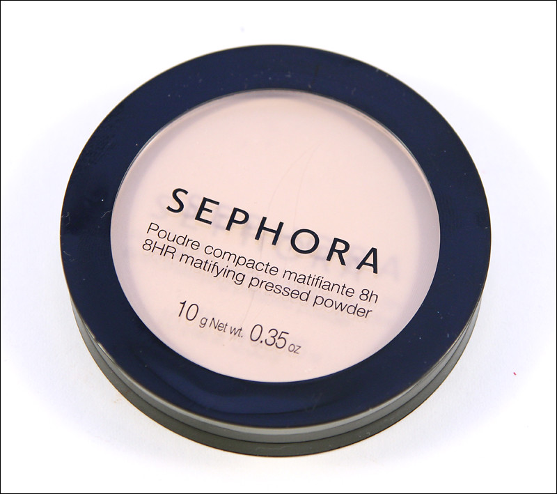 Sephora 8HR matifying pressed powder