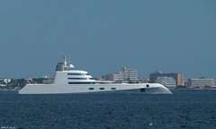 Superyacht A 119m.