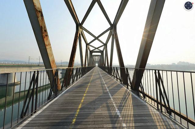 兩水鐵橋自行車道 -5