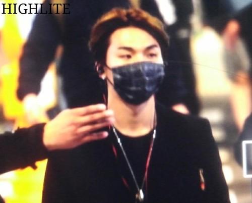 BIGBANG arrival Seoul 2015-10-26 highlite (2)