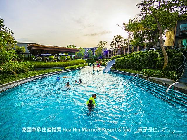 泰國華欣住宿推薦 Hua Hin Marriott Resort & Spa 15