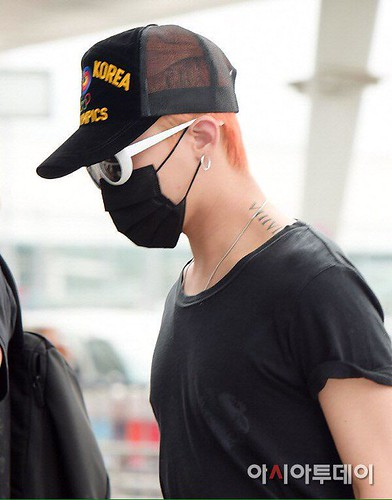 Big Bang - Incheon Airport - 26jun2015 - Press - 06
