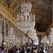 Galería de los espejos, Palacio de Versalles, Francia