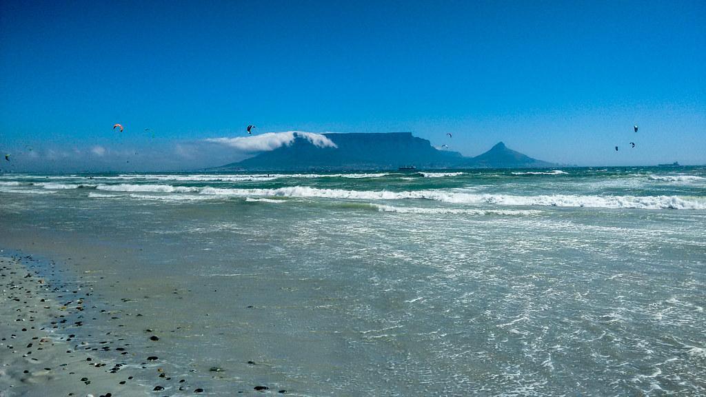 Bloubergstrand - Blaauwberg Coast  South Africa